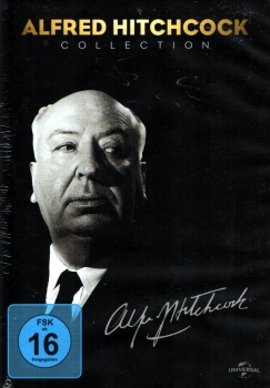 Alfred Hitchcock 14-Filme Collection