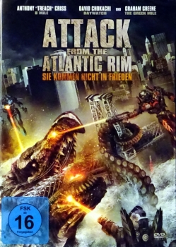 Attack from the Pacific Rim