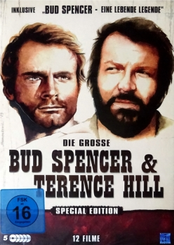 Die große Bud Spencer & Terence Hill Spezial Edition