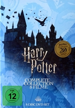 Harry Potter 8-Filme Collection
