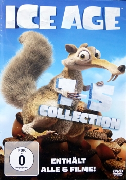 Ice Age 1-5 Collection