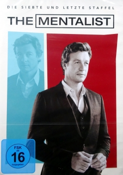 The Mentalist - Staffel 7 (finale Staffel)