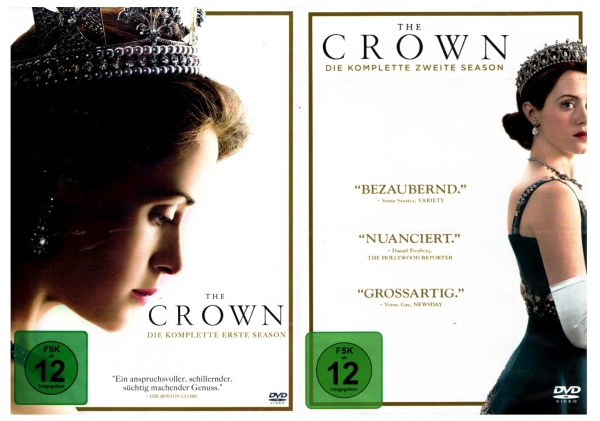 The Crown - Staffel 1 & 2